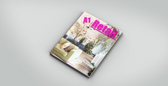 A1 Retail Front Cover