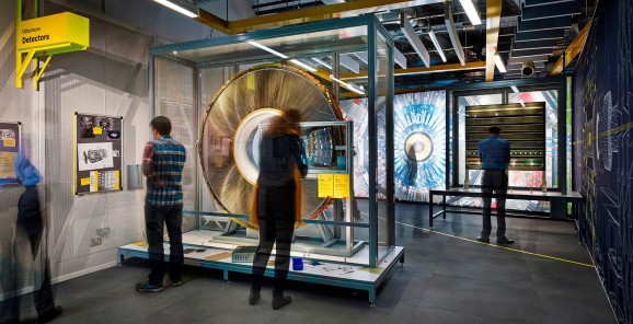 Science Museum - Large Hadron Collider