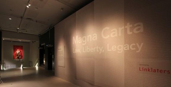 Magna Carta, British Library